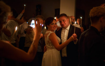 Ania i Adam Przyczka