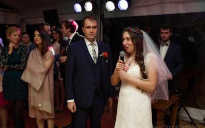 Joanna Rau i Arthur Fafik Brooks