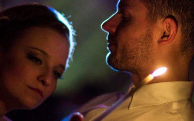 Kasia i Krzysztof – Nowożeńcy