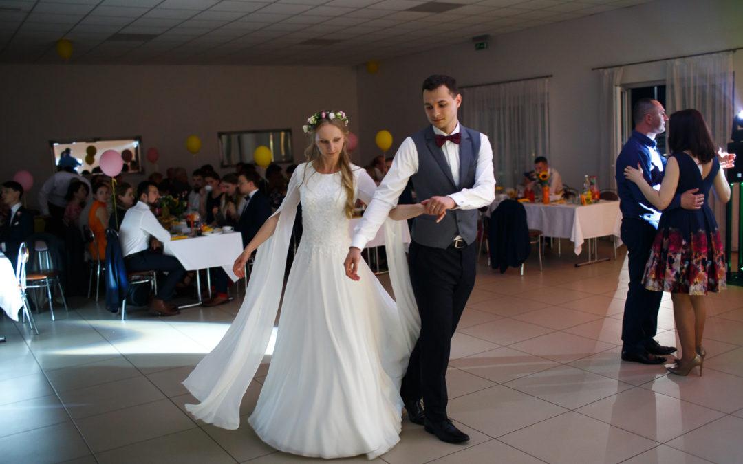 Paulina Perczyńska i Grzegorz Pasterny