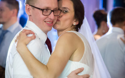 Julita i Waldek – Nowożeńcy