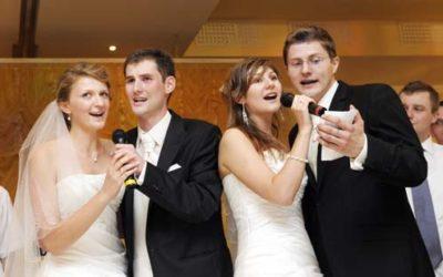 Weronika i Maciek, Kasia i Karol – Nowożeńcy