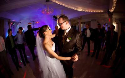 Weronika i Piotr – Nowożeńcy