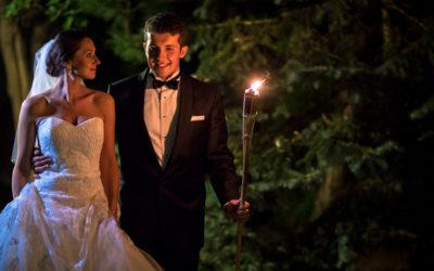 Klara i Witek – Nowożeńcy